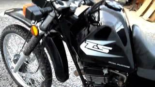 Suzuki Ts-185 2006 HD