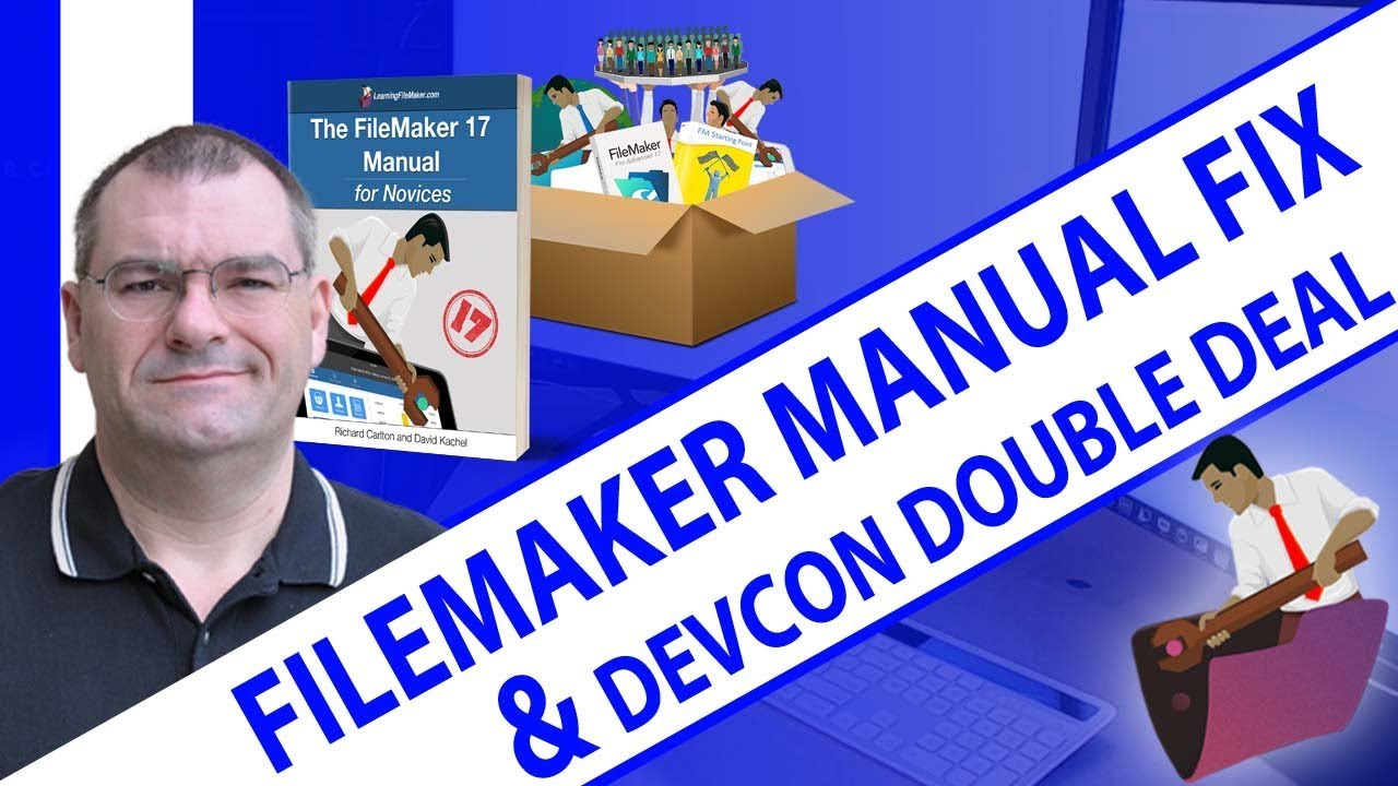 The FileMaker 16 Manual for Novices