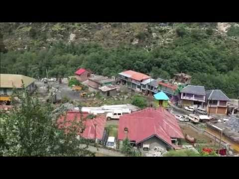 Full View Of Holi Bazaar(Distt Chamba)Himachal