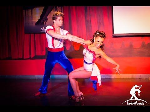 Baila Mundo - Carine Morais e Rafael Barros (1 ano de Latin Party)