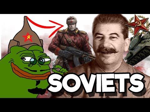 COH2   Soviets In A Nutshell