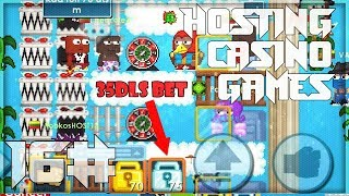 Growtopia | HOST BIG QQ/CSN 10DL vs 10DL #16