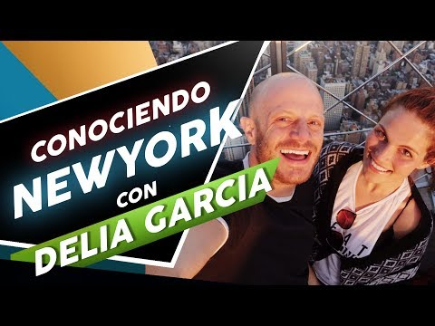 CONOCIENDO NEW YORK CON DELIA GARCIA . Facundidades . Facundo