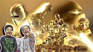 #LEGO STAR WARS - LET'S PLAY - LEGO STAR WARS GAMEPLAY - SIBLINGTALK