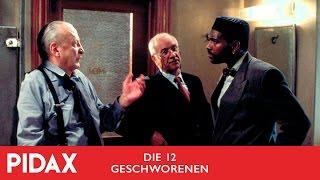 Pidax - Die 12 Geschworenen (1997, William Friedkin)