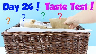 January Taste Test Challenge - Day 24 - No Hint Today!