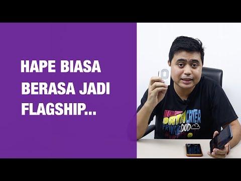 Menyulap Hape Biasa Jadi Serasa Flagship — Review Wireless Charging Receiver