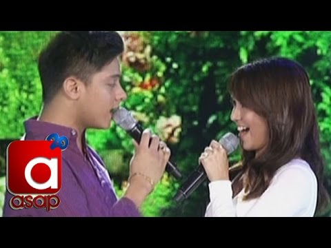 ASAP: Kathryn, Daniel sing