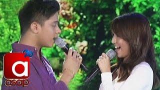 """ASAP: Kathryn, Daniel sing """"Simpleng Tulad Mo"""" on ASAP"""