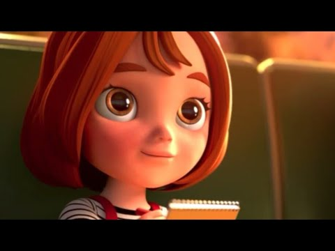 Alan Walker - Different World (Animation Music Vídeo) Feat. Sofia Carson, K-391 & CORSAK