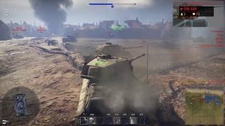 War thunder With Hunter