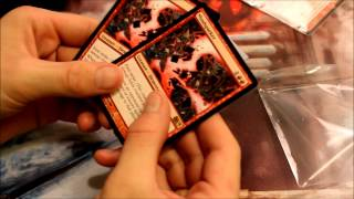 Abugames Package Opening/unboxing - Mono Red Deck Cards!