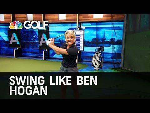 Tips to Swing Like Ben Hogan | Golf Channel