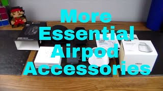 More Essential Accessories for Apple Airpods