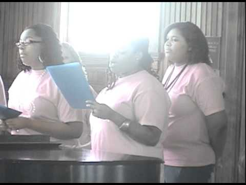 Unita Blackwell Young Women's Leadership Institute Choir.avi