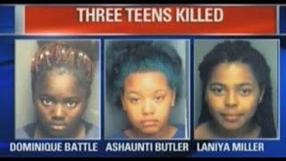 Ratchet FL~mom blames police after 3 teen girls drown after driving a stolen car in to a lake