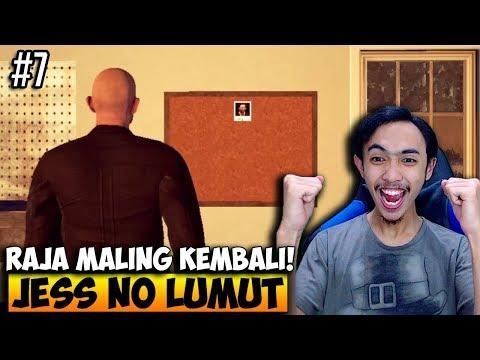 JESS NO LUMUT BANGKIT DARI ALAM KUBUR MALING LAGI! - LAGI THIEF SIMULATOR #7 - 동영상