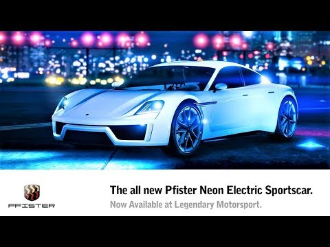 GTA Online Jan 30th Newswire! Pfister Neon Now Available! - News & Updates