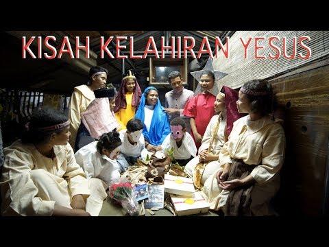 KISAH KELAHIRAN YESUS oleh Yayasan Prima Unggul