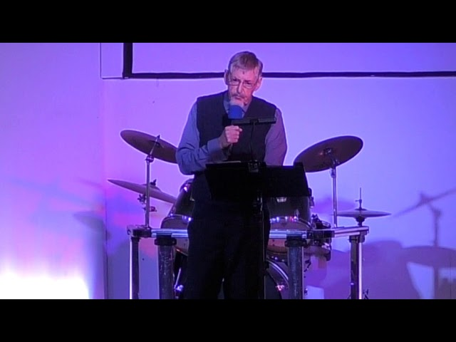 Ps Keith Heale-  Delight in Delighting in the Lord