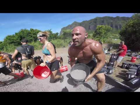 Spartan Sprint Hawaii (All Obstacles)