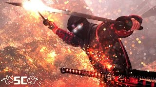 This Ninja Has Three Swords...SANTORYU?! - ONLINE Ranked BATTLES!【NIOH 仁王 】PVP GAMEPLAY!