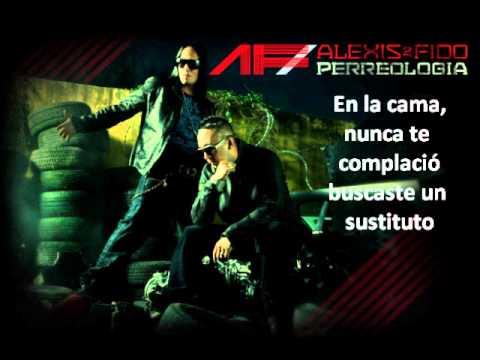 HP Alexis Y Fido (letra)