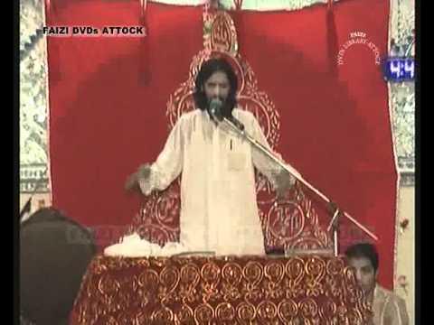 Zakir Kamran Abbas ba Wohi khuda hai