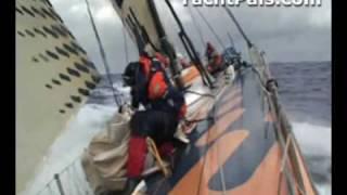 Sailing Cape Horn