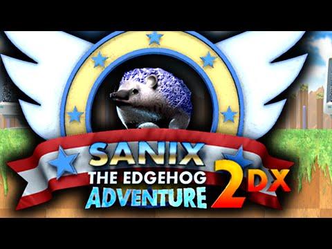 SANIX THE EDGEHOG - THE MOST REALISTIC HEDGEHOG SIMULATOR EVER [SONIC PARODY GAME] | Luigikid Gaming