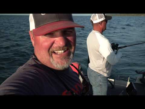 Snap Weights For Suspended Walleyes