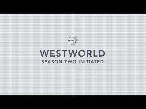 Westworld Renewed For Season 2: Announcement Teaser (HD)