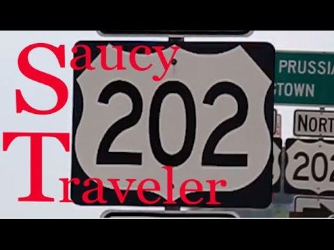 Pennsylvania's Historic Route 202 - The Saucy Traveler