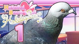 Hatoful Boyfriend: Holiday Star - Part 1 - The Christmas Thieves Attack!