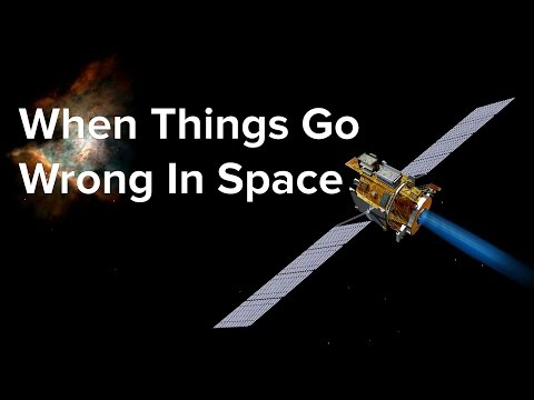 Steve Collins: When Things Go Wrong In Space