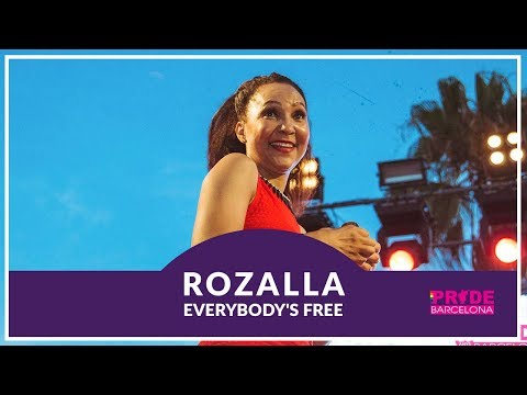 ROZALLA - Everybody's Free - PRIDE 2017