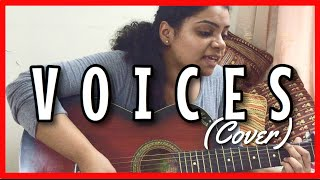 Lilly Singh - Voices | Cover by Beverly Dee