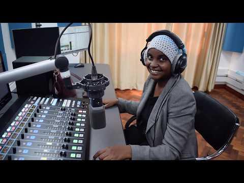 STUDIO ZA KISASA ZA RADIO MARIA NAIROBI