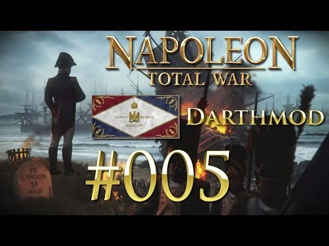 Napoleon: Total War [Darthmod] - Frankreich #005 Louis-Nicolas Davout's Defensive