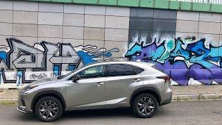 Lexus NX 300h 2019 test PL Pertyn Ględzi