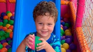 Игры и развлечения для детей.