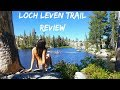 Loch Leven Trail Review + Skinny Dipping Spots!
