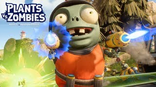 Garden & Graveyard OPS Boss Wave - Plants vs. Zombies: Battle for Neighborville - Gameplay Part 19