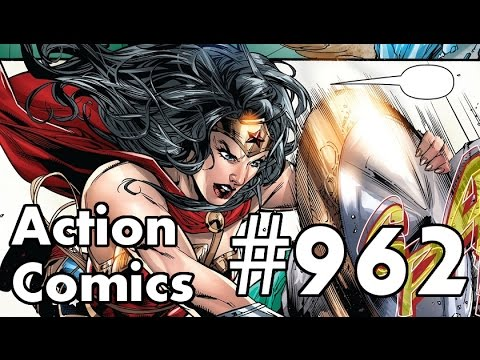 Action Comics #962. Path Of Doom Finale.