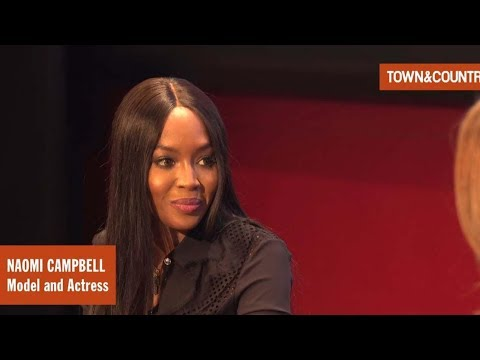 Naomi Campbell Talks Racism, Her Famous Walk & Working With Top Designers