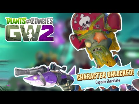 Plants vs. Zombies Garden Warfare 2 Unlock Captain Sharkbie (PVZGW2 Xbox One)