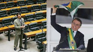 Homenagem Bolsonaro - O Homem Que Falava Sozinho [Singela homenagem ao verdadeiro herói brasileiro, que está arriscando a própria vida em favor de seus compatriotas]