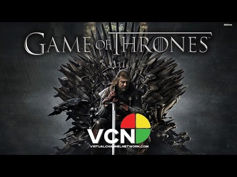 George RR Martin introduces... THE VIRTUAL CHANNEL NETWORK!