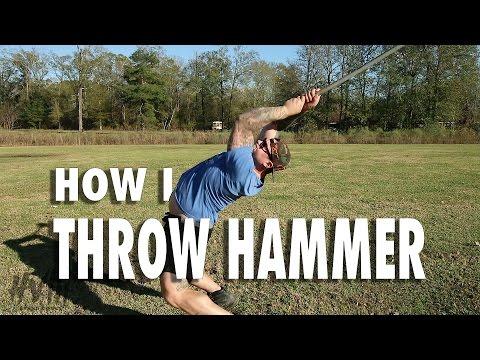 HOW I THROW HAMMER