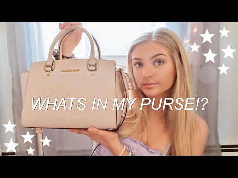 WHAT'S IN MY BAG   2019 ♡ thumbnail